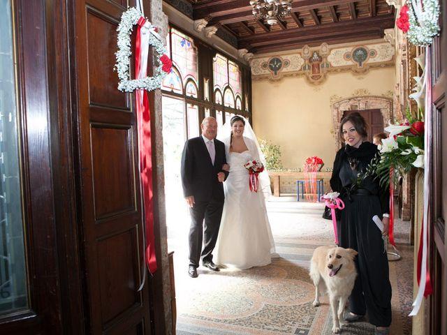 Il matrimonio di Fabio e Claudia a Busto Arsizio, Varese 4