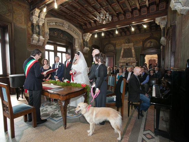 Il matrimonio di Fabio e Claudia a Busto Arsizio, Varese 5