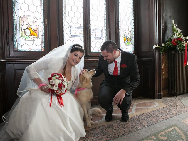 Il matrimonio di Fabio e Claudia a Busto Arsizio, Varese 6