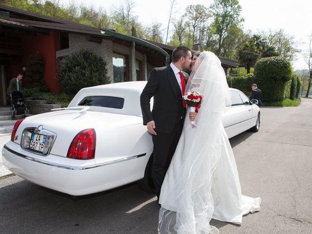 Il matrimonio di Fabio e Claudia a Busto Arsizio, Varese 10