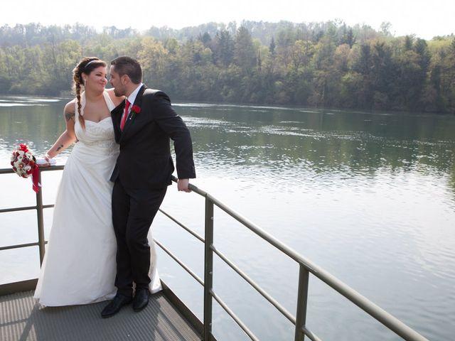 Il matrimonio di Fabio e Claudia a Busto Arsizio, Varese 13
