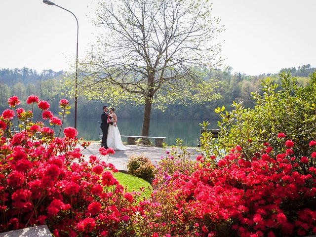 Il matrimonio di Fabio e Claudia a Busto Arsizio, Varese 16