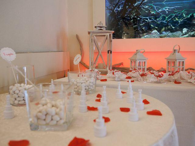 Il matrimonio di Fabio e Claudia a Busto Arsizio, Varese 17