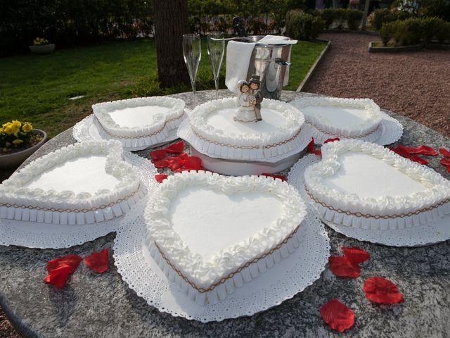Il matrimonio di Fabio e Claudia a Busto Arsizio, Varese 18