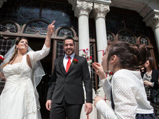Il matrimonio di Fabio e Claudia a Busto Arsizio, Varese 27
