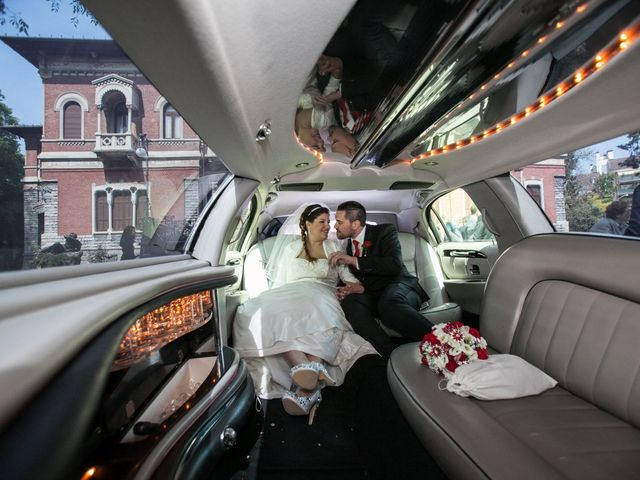 Il matrimonio di Fabio e Claudia a Busto Arsizio, Varese 28