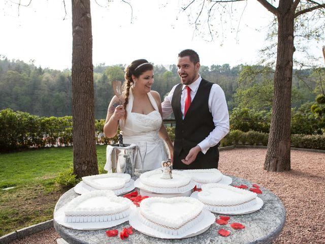 Il matrimonio di Fabio e Claudia a Busto Arsizio, Varese 34