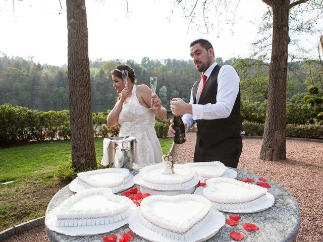 Il matrimonio di Fabio e Claudia a Busto Arsizio, Varese 35