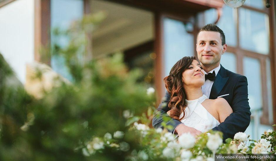 Il matrimonio di Gianluca e Alessandra a Cosenza, Cosenza