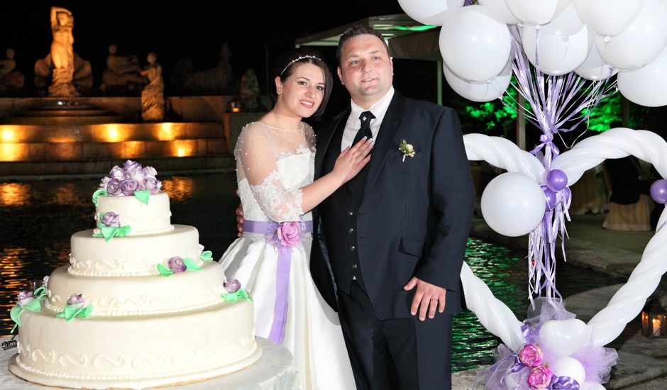 Il matrimonio di Tiziana e Antonio a Caserta, Caserta