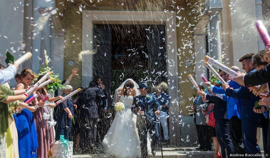Il matrimonio di Davide e Valentina a Pavia, Pavia