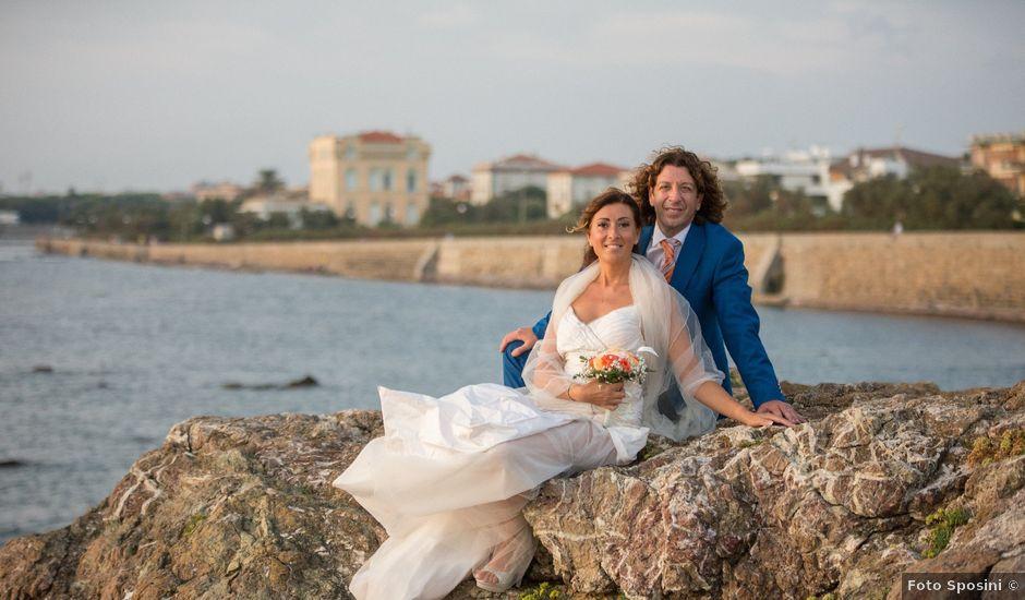 Il matrimonio di Massimiliano e Daniela a Livorno, Livorno