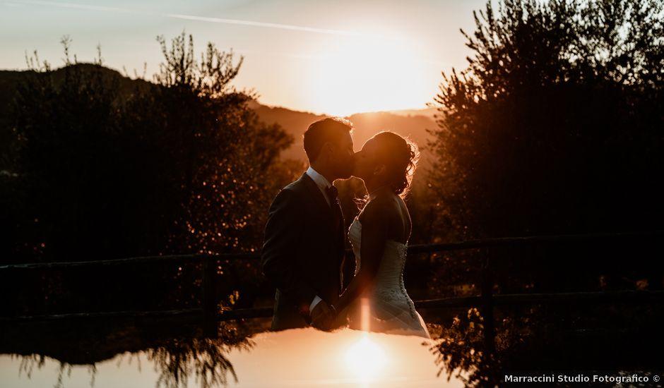 Il matrimonio di Simone e Lisa a Monsummano Terme, Pistoia