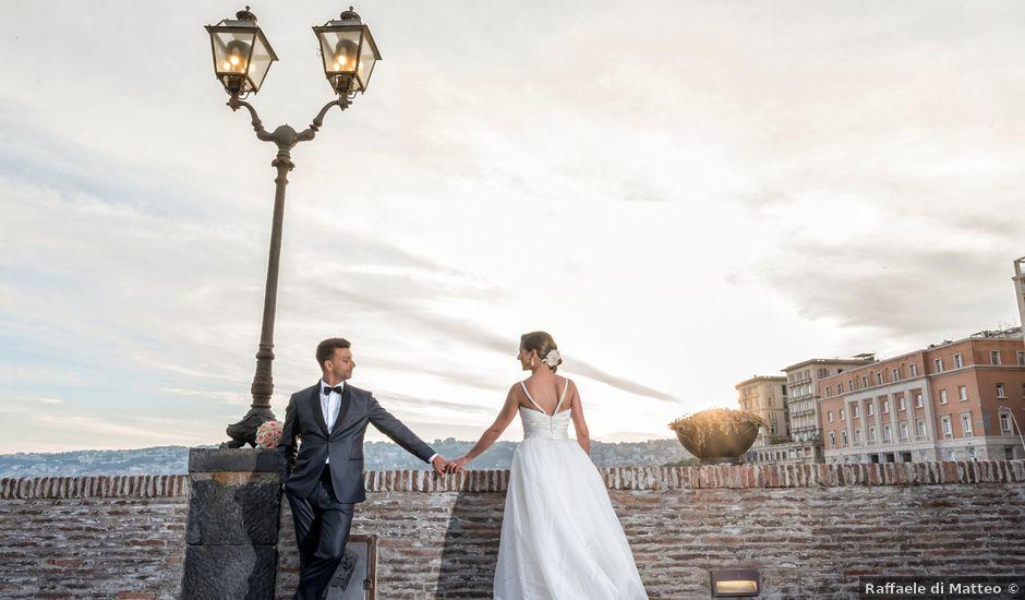 Il matrimonio di Massimiliano e Serena a Napoli, Napoli