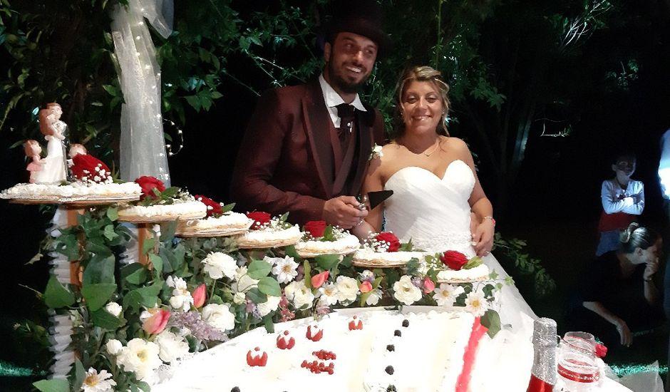 Il matrimonio di Lorenzo e Vanessa a Arezzo, Arezzo