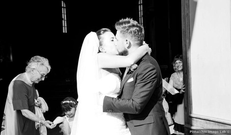 Il matrimonio di Agostino e Rosy a Loano, Savona