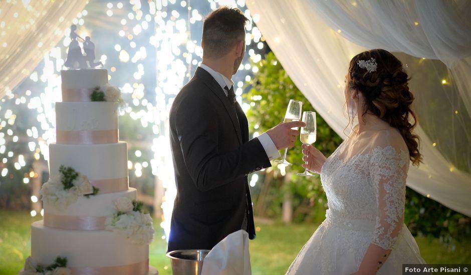 Il matrimonio di Filippo e Demi a Crotone, Crotone
