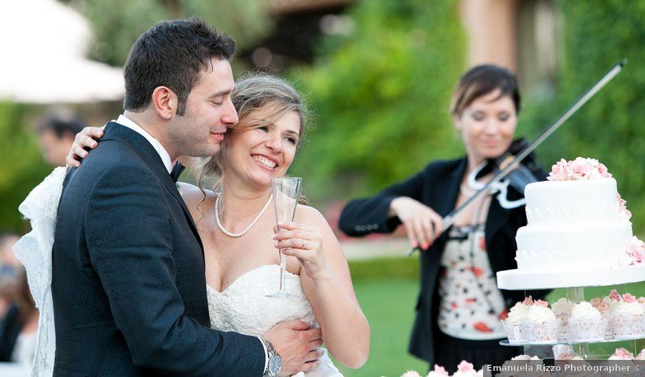 Il matrimonio di Sandro e Imma a Grottaglie, Taranto
