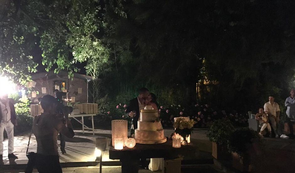 Il matrimonio di Gianbattista e Deborah a Rudiano, Brescia