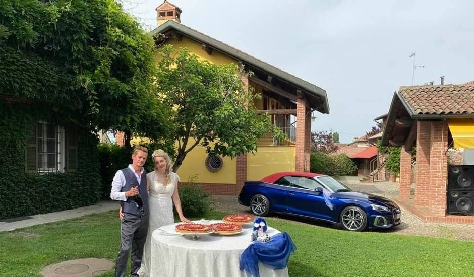 Il matrimonio di Fabio e Claudia  a Gravellona Lomellina, Pavia