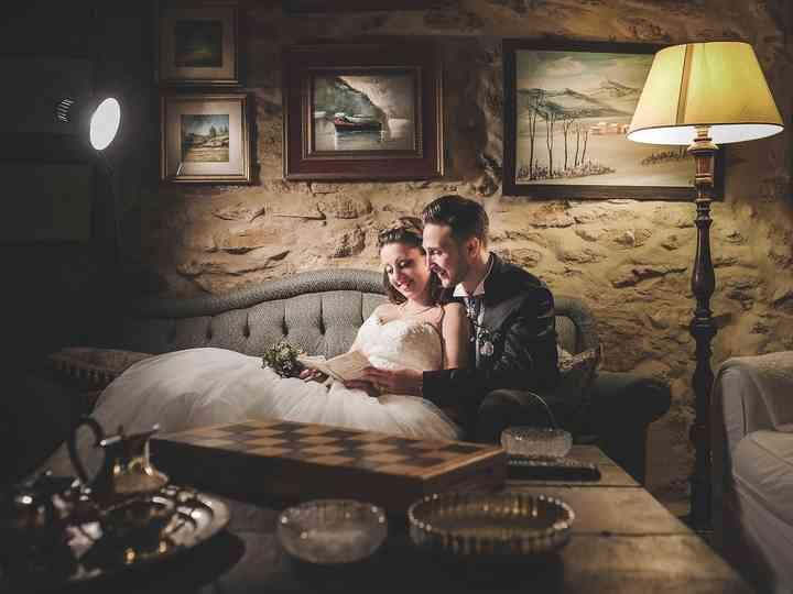 Le nozze di Cristina e Gaetano