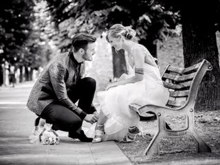 Le nozze di Yana e Regis