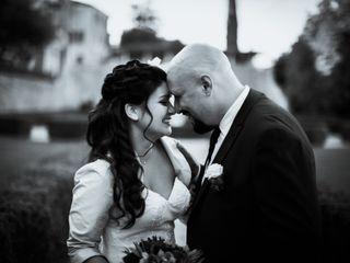 Le nozze di Margherita e Gianfranco