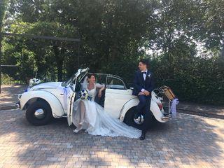 Le nozze di Gisella e Fabio