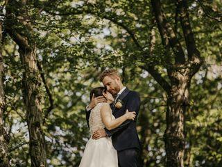 Le nozze di Maria Teresa e Ivan