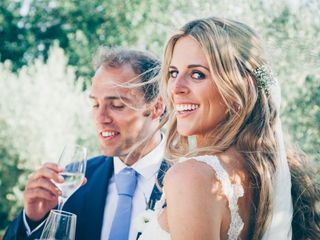 Le nozze di Ciara e Duncan