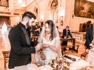 Le nozze di Beatrice e Michele 1