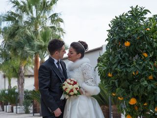 Le nozze di Graziana e Giuseppe