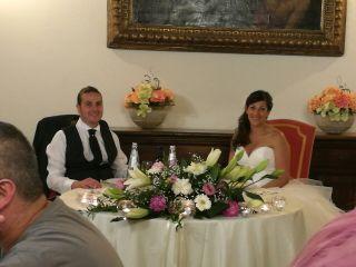 Le nozze di Deborah e Massimiliano