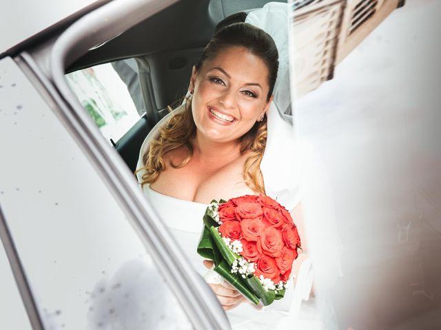 Il matrimonio di Onofrio e Giovanna a Bisceglie, Bari 4