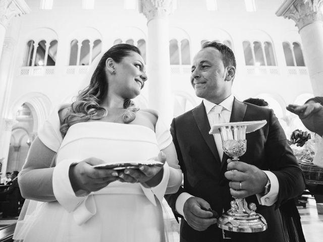 Il matrimonio di Onofrio e Giovanna a Bisceglie, Bari 21