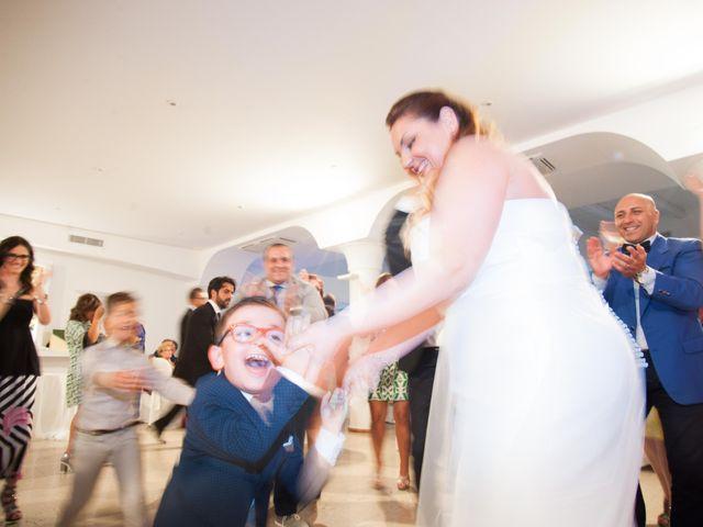 Il matrimonio di Onofrio e Giovanna a Bisceglie, Bari 23