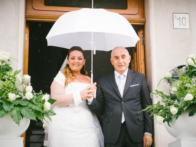 Il matrimonio di Onofrio e Giovanna a Bisceglie, Bari 30