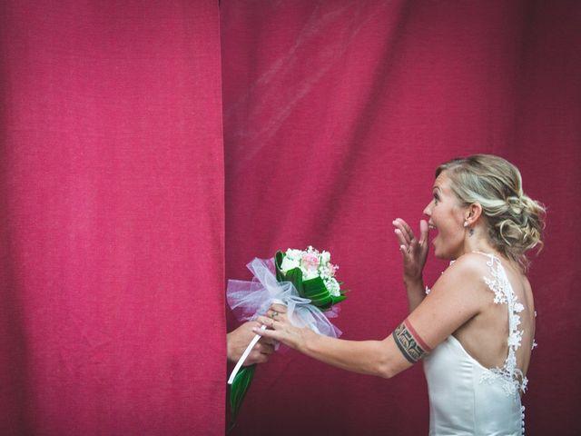 Il matrimonio di Regis e Yana a Saludecio, Rimini 1