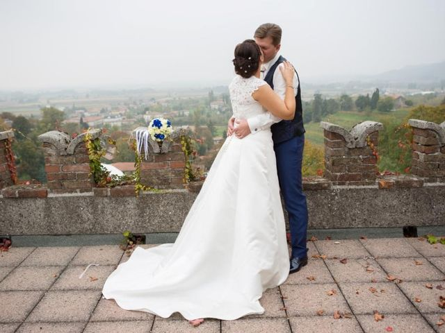 Il matrimonio di Andrea e Martina a Gradisca d'Isonzo, Gorizia 7