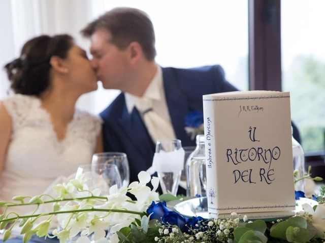 Il matrimonio di Andrea e Martina a Gradisca d'Isonzo, Gorizia 19