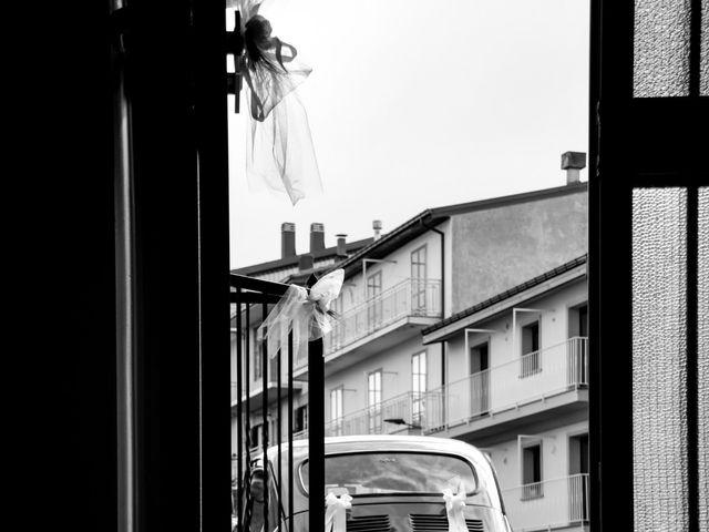 Il matrimonio di Luigi e Simona a San Giovanni in Fiore, Cosenza 4