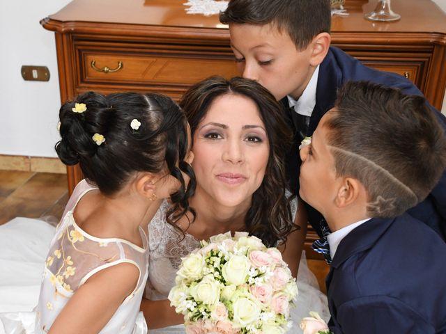 Il matrimonio di Luigi e Simona a San Giovanni in Fiore, Cosenza 10
