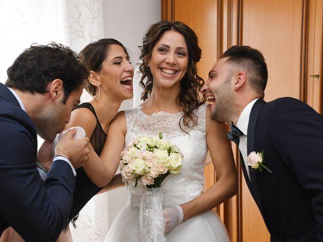 Il matrimonio di Luigi e Simona a San Giovanni in Fiore, Cosenza 17
