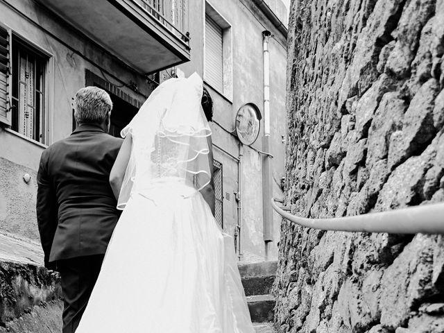 Il matrimonio di Luigi e Simona a San Giovanni in Fiore, Cosenza 18
