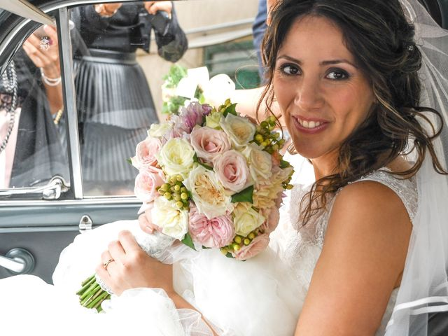 Il matrimonio di Luigi e Simona a San Giovanni in Fiore, Cosenza 19
