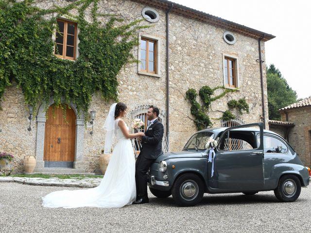 Il matrimonio di Luigi e Simona a San Giovanni in Fiore, Cosenza 25