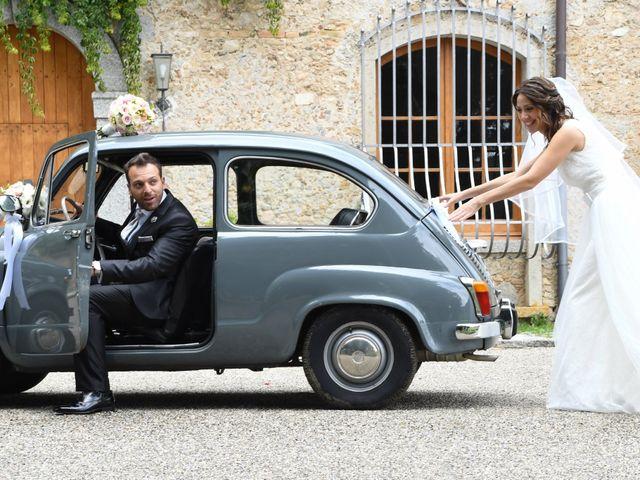 Il matrimonio di Luigi e Simona a San Giovanni in Fiore, Cosenza 30