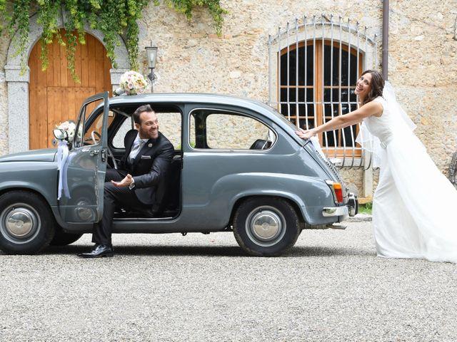Il matrimonio di Luigi e Simona a San Giovanni in Fiore, Cosenza 2