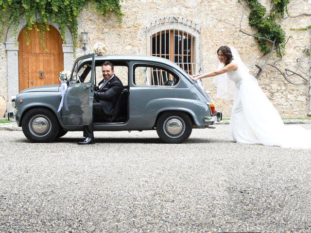 Il matrimonio di Luigi e Simona a San Giovanni in Fiore, Cosenza 31