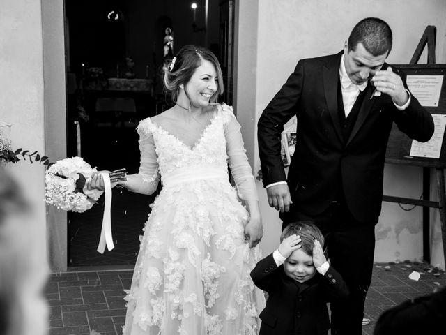 Le nozze di Jessica e Guido